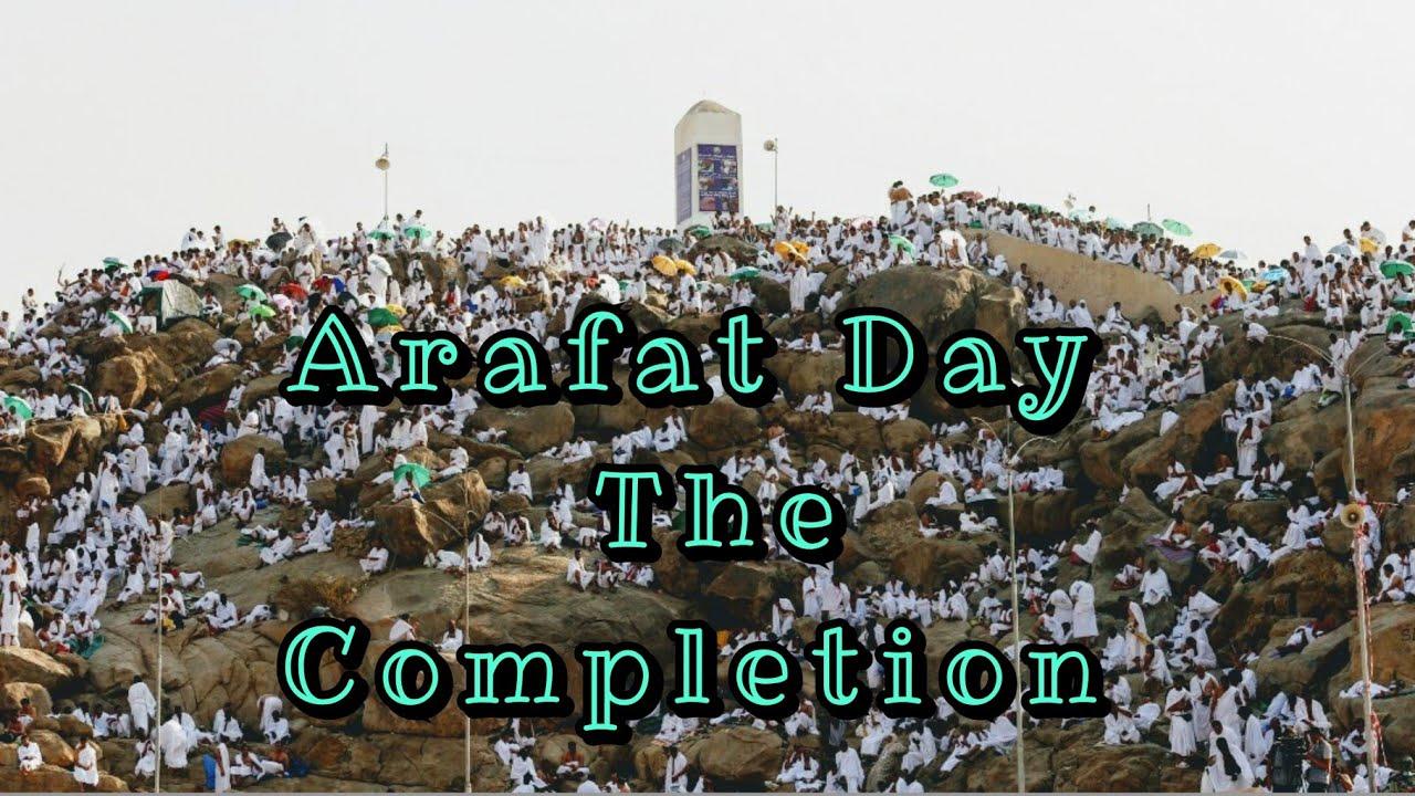 Download Arafat Day 2021 ꟾ 9 Zil Hajj 1442 ꟾ Hajj Day 19 July 2021 ꟾ Maidan e Arafat