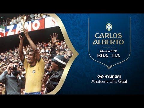 HYUNDAI Anatomy of a Goal - CARLOS ALBERTO (BRA) 1970