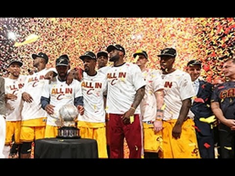 Cleveland Cavaliers Crowned Eastern Conference Champions ...
