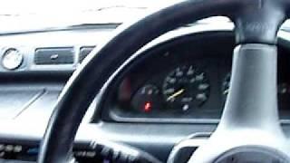 JDM 1993 daihatsu mira L210s 660cc turbo awd test drive ef-jl ダイハツ ミラ