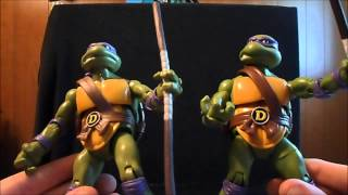 Teenage Mutant Ninja Turtles Classic Collection Bootlegs Reviews