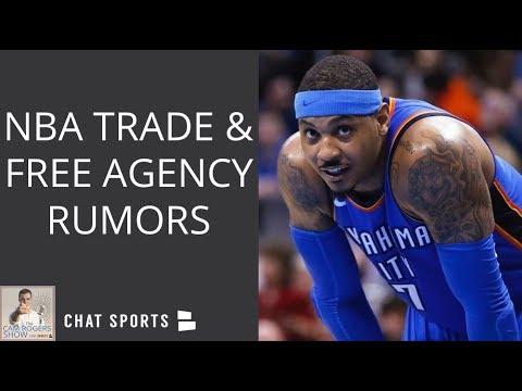 NBA Trade & Free Agency Rumors: LeBron James At LA Summer League, Parker To Bulls, & Melo To Rockets