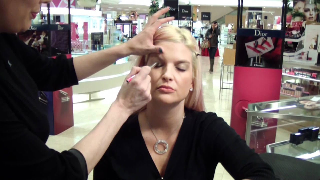 Spend The Day With A Dior Makeup Artist  Dior New Look Event! Mua  Youtube
