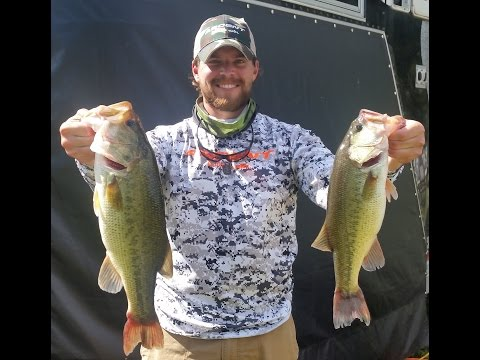 ABA 2-Day Bass Fishing Tournament On Raystown Lake, PA