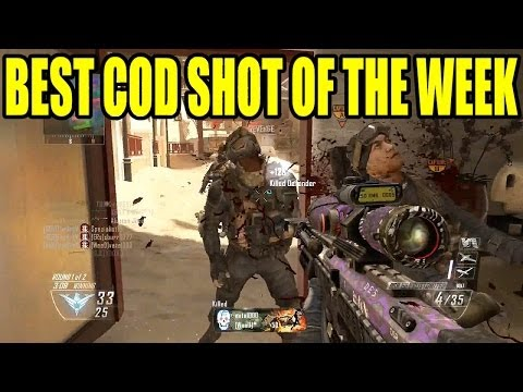 Playlist BEST COD SHOT OF THE WEEK | Call of duty series