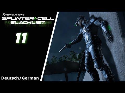 Tom Clancy's Splinter Cell: Blacklist #11 - Geheimer Auftrag! - [Deutsch/German] |