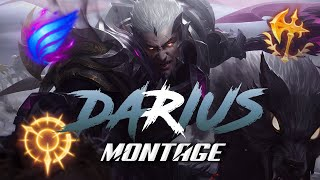 DARIUS Montage - Best Darius Plays s8 - Blood Axe | League of legends