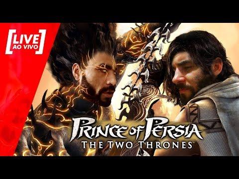 [LIVE]Prince of Persia - Começando a jogatina - 18/08/2017