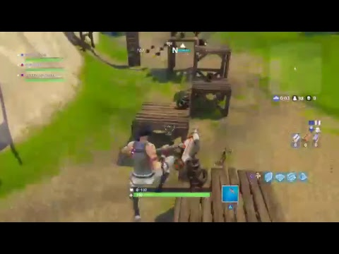 Fortnite Battle Royale met de mannen LIVE