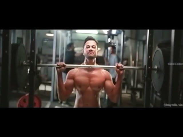 Kunal Khemu Body Workout Scene From Malang Movie Topbollywoodclips Youtube
