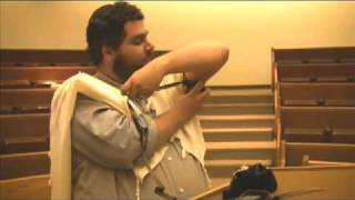 Tefilin Tutorial with Rabbi Mejia - Part 1