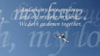 the decemberists - we both go down together lyrics