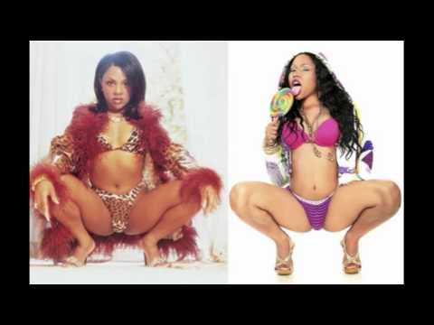 Lil Kim - Black Friday (Nicki Minaj Diss) (Dirty) Full Version w/ Lyrics
