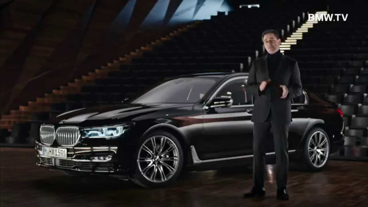 der neue bmw 7er mit bmw individual youtube. Black Bedroom Furniture Sets. Home Design Ideas