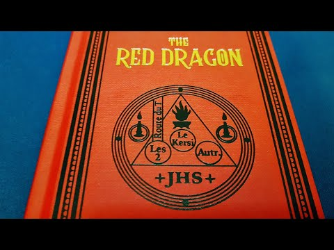 The Red Dragon (Black Letter Press 2nd printing) – Esoteric Book Review