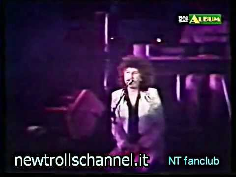 NEW TROLLS - Accendi la tua luce - Tour '78 (V4B)