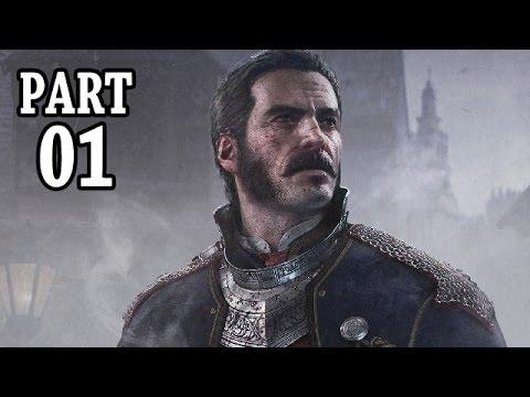 Let's Play The Order 1886 Gameplay PS4 Deutsch Part 1 - Immer ein Ritter - The Order 1886 German