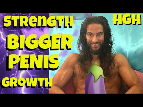 Strength vs size!! Bigger Penis Growth!! Raise Testosterone HGH from YouTube · Duration:  21 minutes 5 seconds