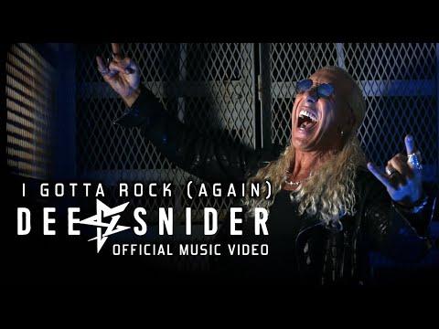 Смотреть клип Dee Snider - I Gotta Rock