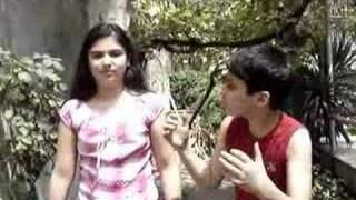 rap video clip