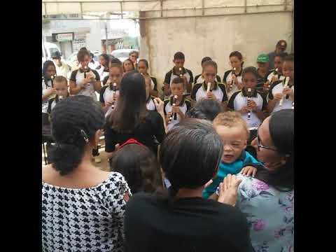 Projeto Musical Flauta Doce de Várzea do Poço