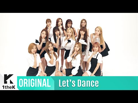 Let's Dance: WJSN(우주소녀)_Who is the Secret Girl that Sleep Talks in two Languages?_Secret(비밀이야)