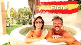 The Naturist Beaches of Elche, Alicante, Spain