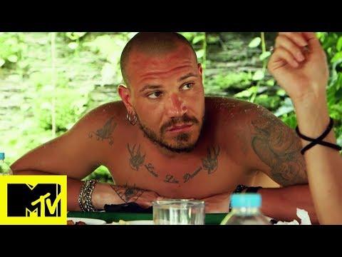 Jessica parla dell'ex Renato, Andrea non la prende bene   Ex On The Beach Italia (episodio 4)