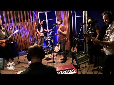 "Paulo Nutini performing ""Let Me Down Easy""  on KCRW"