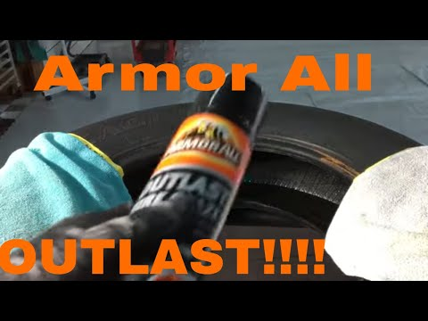 Does Armor All Have A Winner Here?? Let's Find Out! Tire Coating! Armor All / Meguiar's / Turtle Wax