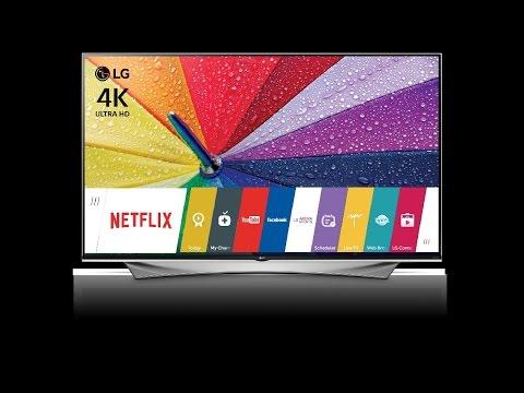 TVs 4K LG têm tecnologia que amplia gama de cores