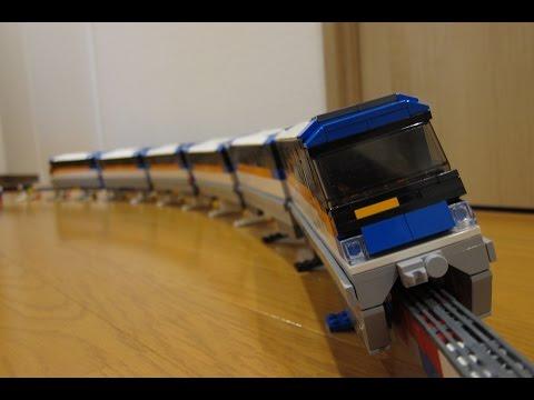 レゴ 東京モノレール 1000形 LEGO Tokyo Monorail