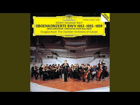 J.S. Bach: Concerto for Harpsichord, Oboe, Strings, and Continuo in D minor, BWV 1059 - 1. Allegro
