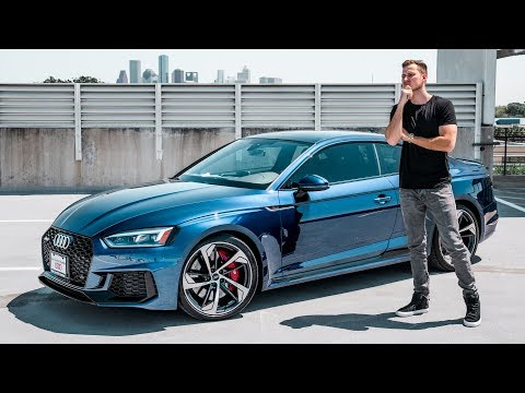 IS IT REALLY WORTH IT? - 2018 AUDI RS5