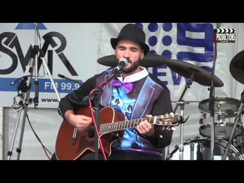 SWR FM 99.9 Live Radio Gig 2015 | Andy Illinois