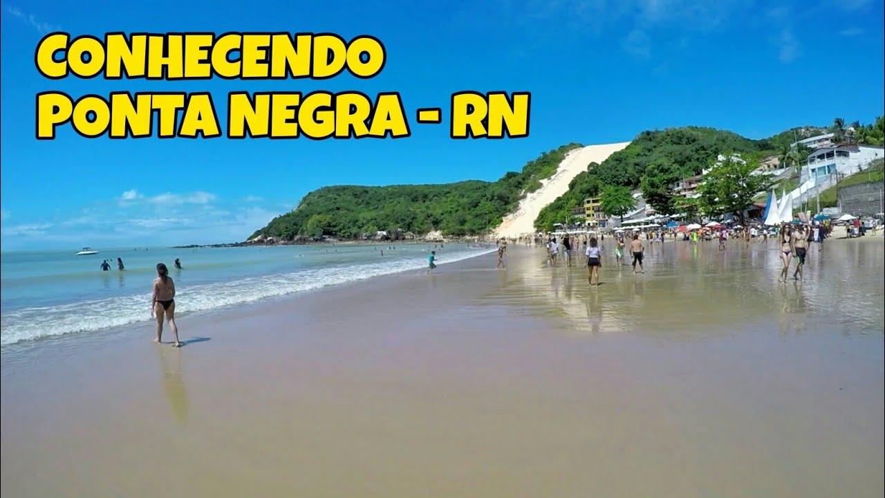 praia de ponta negra  u2022 natal - rn