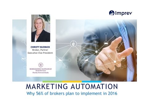 Imprev Marketing Automation: Christy Budnick BHHS Florida Network Realty