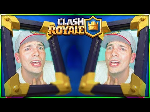 "CLASH ROYALE ""THE MIRROR CHALLENGE!"""