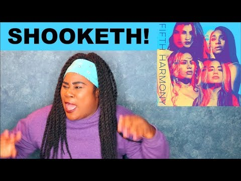 Fifth Harmony - Fifth Harmony Album |REACTION|