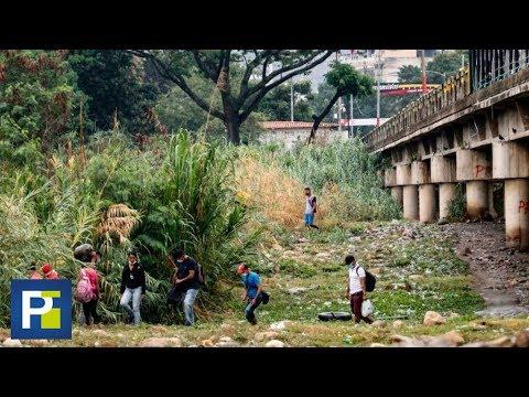"""""""En las trochas podemos contraer el coronavirus"""": venezolanos que intentan cruzar hacia Colombia"""