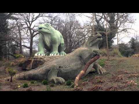 Crystal Palace Dinosaurs