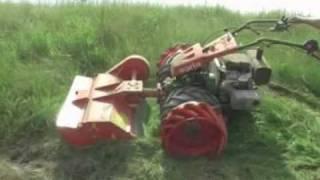 agria Safety Mulcher