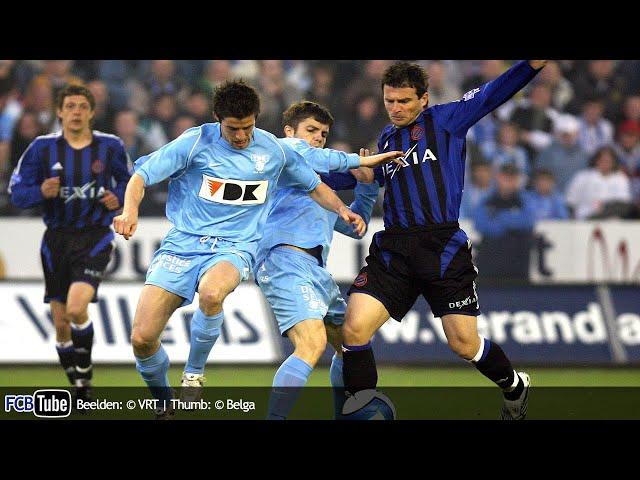 2006-2007 - Beker Van België - 05. Halve Finale - AA Gent - Club Brugge 3-1