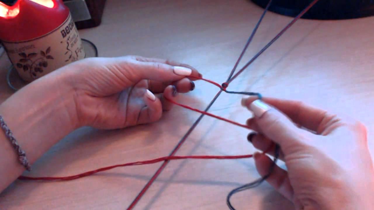 Как плести колосок - схемы, пошаговые инструкции 9
