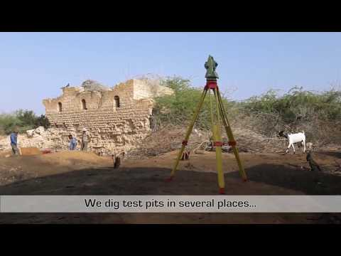 Somaliland The Spanish Archaeological Excavations in Bulohaar -2017