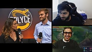 SHORTEST LEC INTERVIEW EVER ON LEAGUE OF LEGENDS | YASSUO ON WHY HE LOOKS LIKE HOMELESS |TRICK2G|LOL