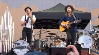 The Lumineers live in Washington DC FedEx Field 6/20/2017