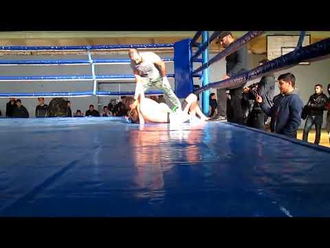 AMIL MMA 2