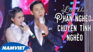 Liên Khúc Phận Nghèo, Chuyện Tình Nghèo - Quỳnh Trang ft Huỳnh Thật