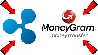 Confirmed! MoneyGram to Use Ripple XRP for Faster International Payments - Western Union Next?